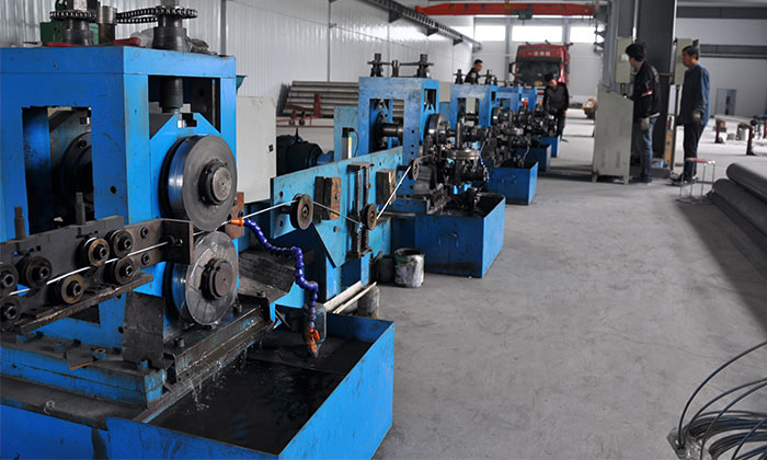 Advanced wedge wire production technology
