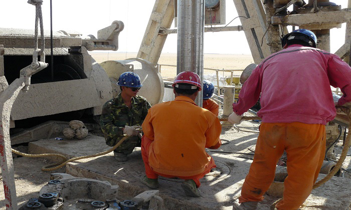 1900-meter-deep-well-pipe-cementing-project
