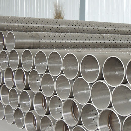Drilling Hole Screen Pipe,Water Well Slotted Casing Pipe